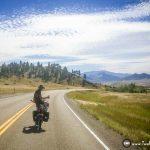 Cycling Montana