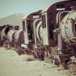Train Graveyard – Uyuni – Bolivia