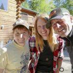 Warmshowers, hiking & drinking beer in Fairbanks