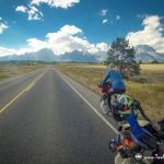 Cycling Grand Teton National Park